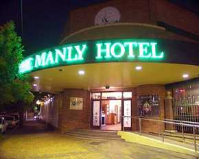 The Manly Hotel - Accommodation Resorts