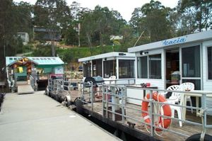 Clyde River Houseboats - Accommodation Resorts