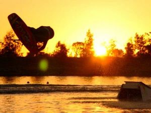Bonney's WA Water Ski Park - Accommodation Resorts