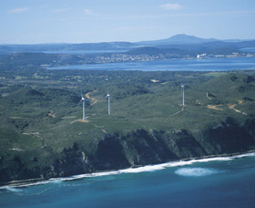 Albany Wind Farm - Accommodation Resorts
