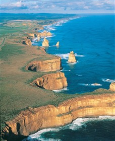 12 Apostles Flight Adventure from Apollo Bay - Accommodation Resorts