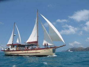 Adventure Cruise Dive and Outer Reef - Whitsundays Sailing Adventures - Accommodation Resorts