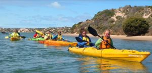 Canoe the Coorong - Accommodation Resorts