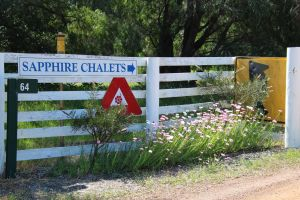 Sapphire Chalets Augusta - Accommodation Resorts