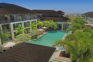 Santai 321 Beachside Studio - Accommodation Resorts